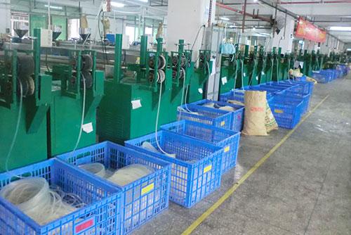 伸缩水管生产设备-贤林