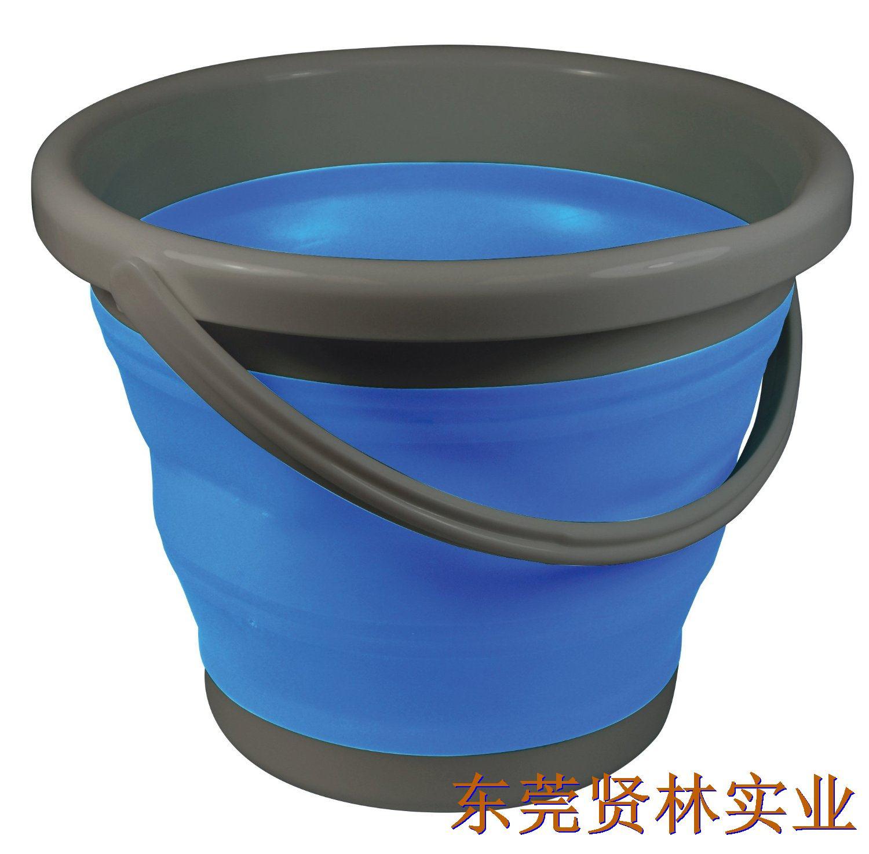可折叠的洗洁桶