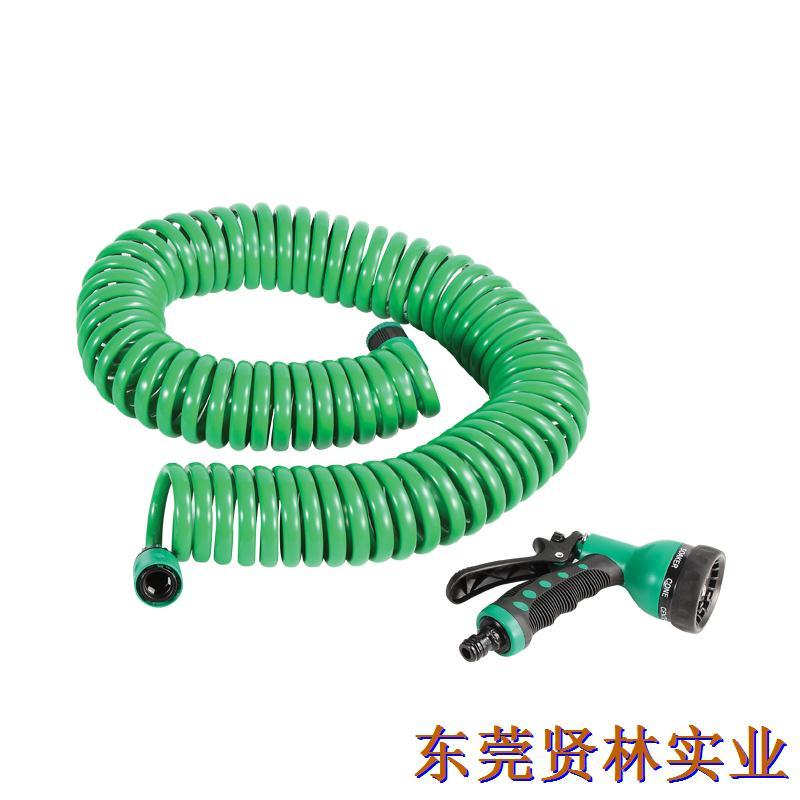 PP弹簧伸缩水管