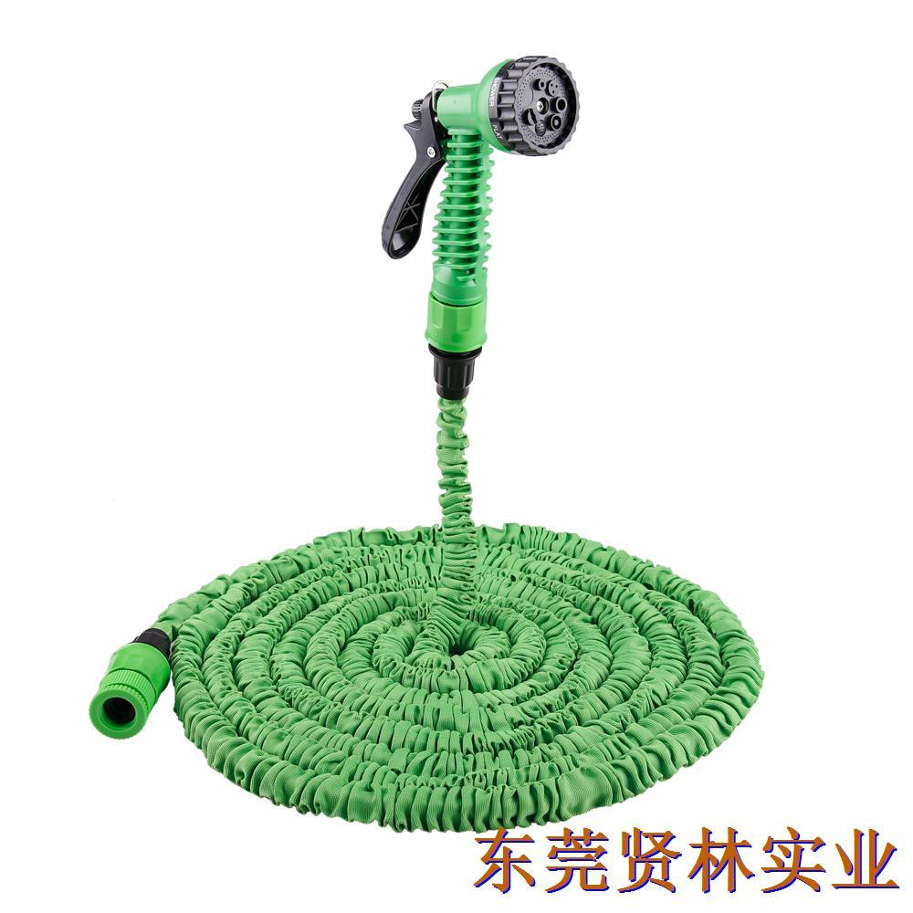 亚马逊专供伸缩水管    高强丝+塑料接头(欧标)